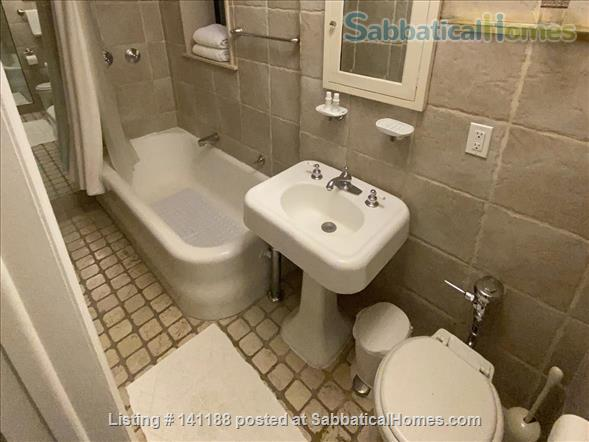 Studio Apartment steps from Central Park Home Rental in New York, New York, United States 2