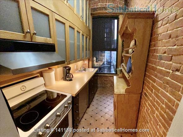 Studio Apartment steps from Central Park Home Rental in New York, New York, United States 3