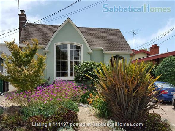 4 BR/2 BA Home Near UC Berkeley in Family-Friendly Albany, Blocks to Shopping & Schools Home Rental in Albany, California, United States 1
