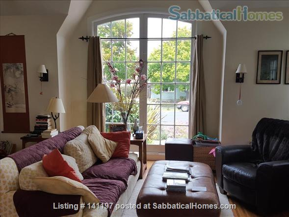 4 BR/2 BA Home Near UC Berkeley in Family-Friendly Albany, Blocks to Shopping & Schools Home Rental in Albany, California, United States 0