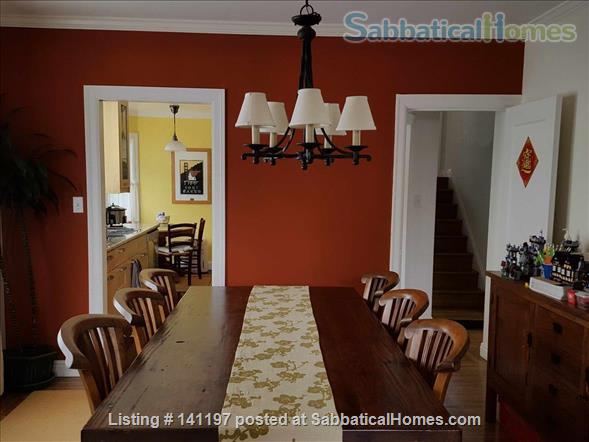 4 BR/2 BA Home Near UC Berkeley in Family-Friendly Albany, Blocks to Shopping & Schools Home Rental in Albany, California, United States 2