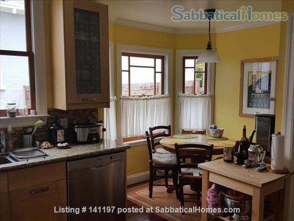 4 BR/2 BA Home Near UC Berkeley in Family-Friendly Albany, Blocks to Shopping & Schools Home Rental in Albany, California, United States 5