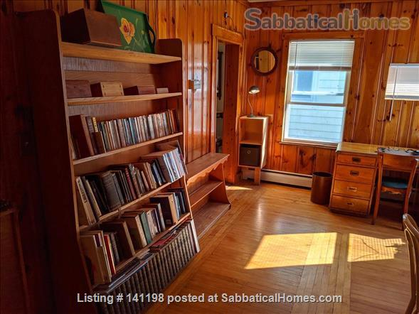 Single Family Cottage in Cambridge, right between Harvard and MIT Home Rental in Cambridge, Massachusetts, United States 4