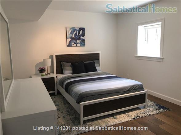 Furnished, two-bedroom basement apartment steps to D.C. and Bethesda and Metro Home Rental in Chevy Chase, Maryland, United States 0