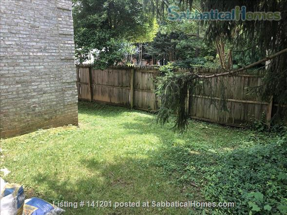 Furnished, two-bedroom basement apartment steps to D.C. and Bethesda and Metro Home Rental in Chevy Chase, Maryland, United States 6