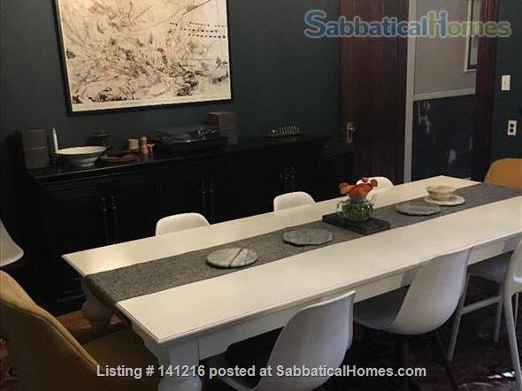 Bolton Hill Baltimore, charm and comfort  Home Rental in Baltimore, Maryland, United States 4