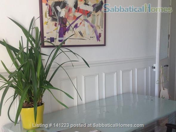 Paris center  typical Parisian  3  sunny rooms  with balcony Home Rental in Paris, IDF, France 2