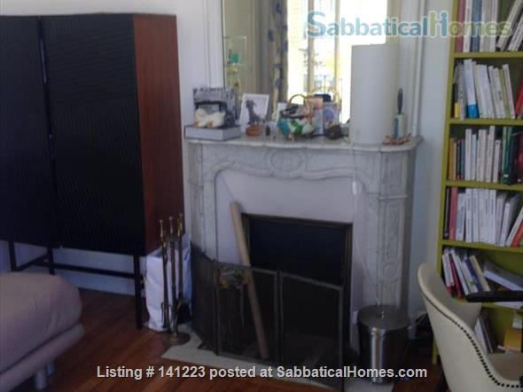 Paris center  typical Parisian  3  sunny rooms  with balcony Home Rental in Paris, IDF, France 3