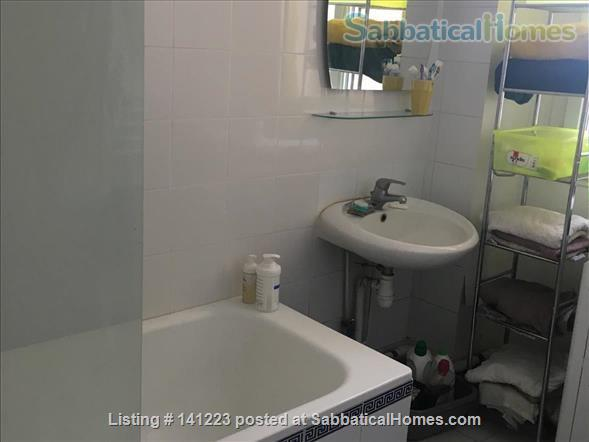 Paris center  typical Parisian  3  sunny rooms  with balcony Home Rental in Paris, IDF, France 7