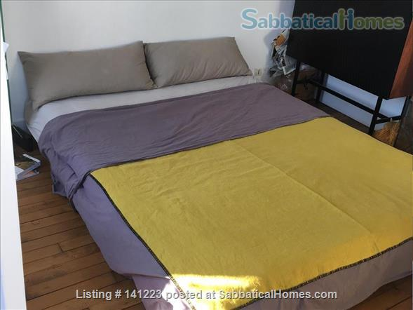 Paris center  typical Parisian  3  sunny rooms  with balcony Home Rental in Paris, IDF, France 8