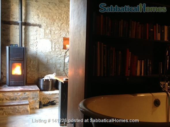 Calm stone house in a quiet hamlet in Poitou Charentes, France  Home Rental in Celles-sur-Belle, Nouvelle-Aquitaine, France 7