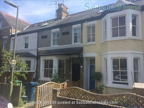 3 bedroom terraced house to rent in central Oxford  Home Rental in Oxford, England, United Kingdom 1