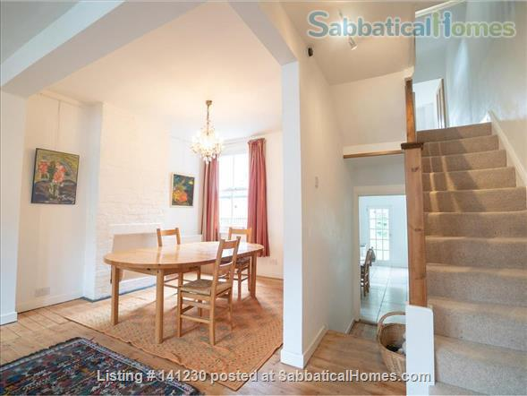 3 bedroom terraced house to rent in central Oxford  Home Rental in Oxford, England, United Kingdom 3