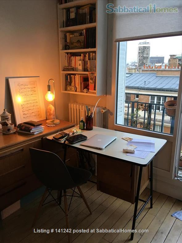 Cosy one-bedroom near Montparnasse and Bibliotheque Nationale  Home Rental in Paris, IDF, France 1