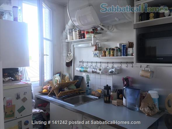 Cosy one-bedroom near Montparnasse and Bibliotheque Nationale  Home Rental in Paris, IDF, France 6
