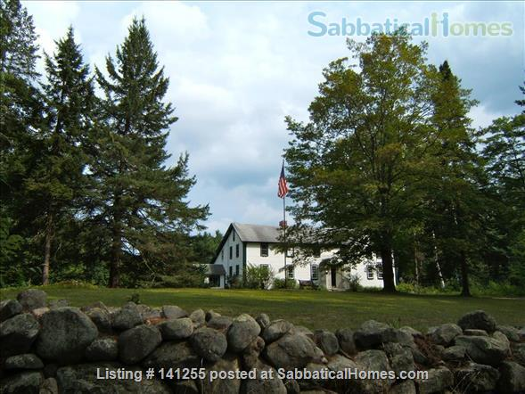 An exceptional country home near Concord Home Rental in Chichester, New Hampshire, United States 1
