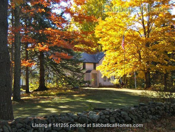 An exceptional country home near Concord Home Rental in Chichester, New Hampshire, United States 0