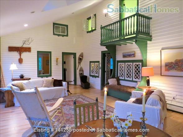 An exceptional country home near Concord Home Rental in Chichester, New Hampshire, United States 2
