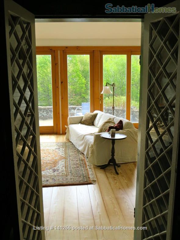 An exceptional country home near Concord Home Rental in Chichester, New Hampshire, United States 3
