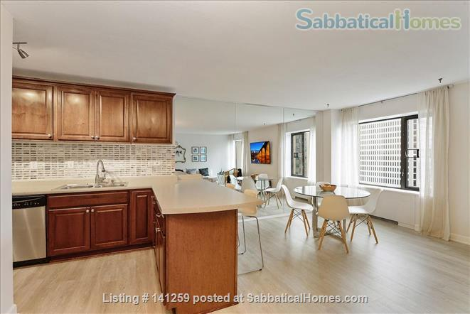 Fully Renovated 1BR in Gateway District, steps from Hennepin Ave Bridge Home Rental in Minneapolis, Minnesota, United States 2