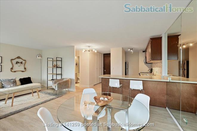 Fully Renovated 1BR in Gateway District, steps from Hennepin Ave Bridge Home Rental in Minneapolis, Minnesota, United States 4