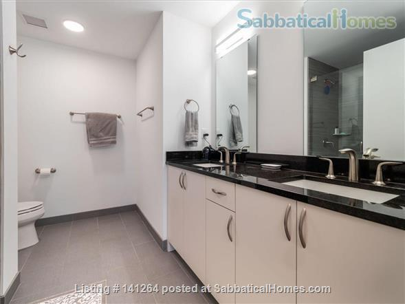 2BR+Den Condo with amazing finishes and view close to U of M: West Bank Home Rental in Minneapolis, Minnesota, United States 4