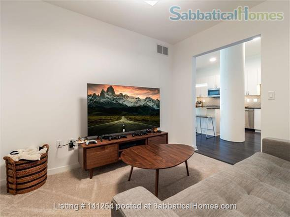 2BR+Den Condo with amazing finishes and view close to U of M: West Bank Home Rental in Minneapolis, Minnesota, United States 7
