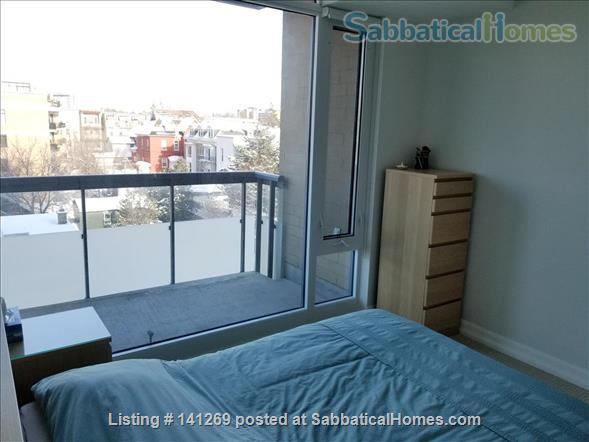 Fully Furnished 2 Bedroom + 2 Bath Condo, 5 min walk to U Ottawa Home Rental in Ottawa, Ontario, Canada 8
