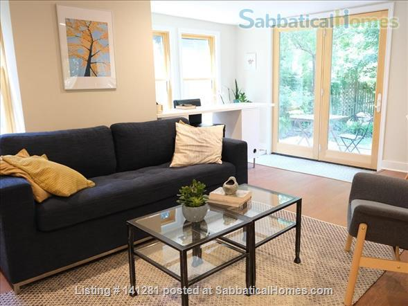 Takoma Park Garden Apartment  Home Rental in Takoma Park, Maryland, United States 1