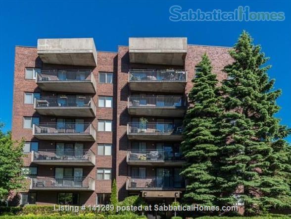 Furnished Spacious 1-br in Montreal's Best Neighbourhood Home Rental in Westmount, Quebec, Canada 9