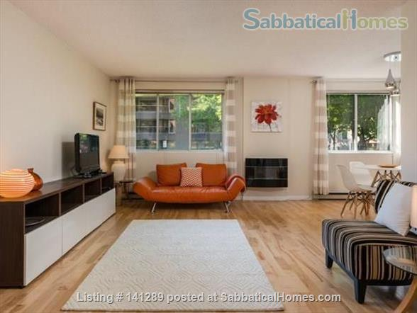 Furnished Spacious 1-br in Montreal's Best Neighbourhood Home Rental in Westmount, Quebec, Canada 1