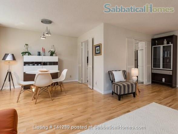 Furnished Spacious 1-br in Montreal's Best Neighbourhood Home Rental in Westmount, Quebec, Canada 0