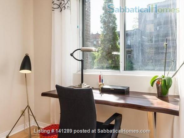 Furnished Spacious 1-br in Montreal's Best Neighbourhood Home Rental in Westmount, Quebec, Canada 6