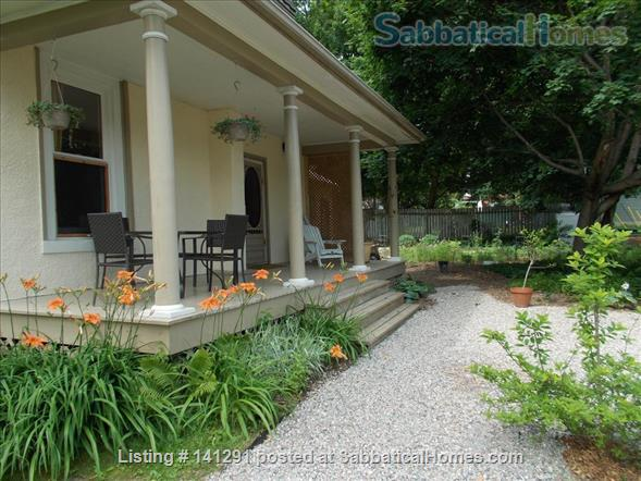 Rental Flexibility in  furnished modern apartment in  Mansion  Home Rental in Gananoque, Ontario, Canada 9