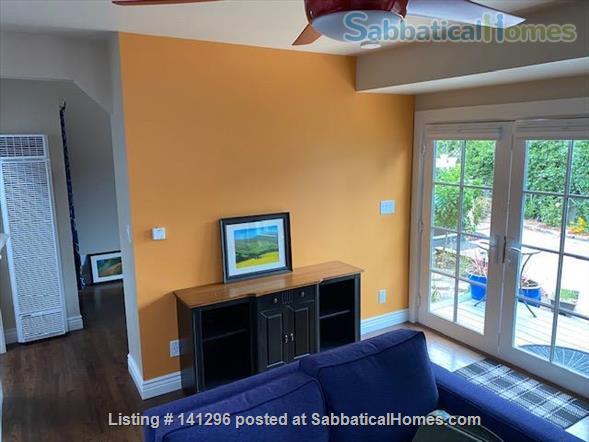 Very Cute Furnished backyard Guest House 2 Blocks to ocean, 5 min. walk downtown AVAILABLE 6/1/21 $3000/mo. WALKING SCORE of 90!! Home Rental in Santa Cruz 3