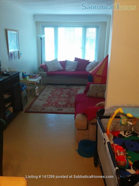 Ideal for MDs! Available immediately. Entire house (4 BR, 2 BA) with garden and garage  ONLY $3000/month ! Home Rental in Toronto, Ontario, Canada 0