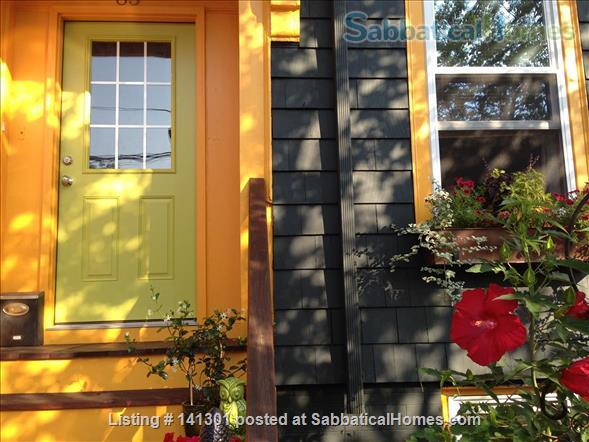 Fully Furnished Garden-Level Apartment Available for Short-Term Rentals Home Rental in Cambridge, Massachusetts, United States 8