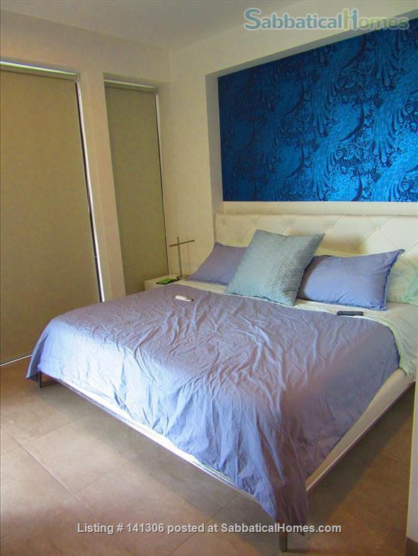 Spacious 2 or 3 BR modern apartment in central Playa del Carmen Home Rental in Playa del Carmen, Q.R., Mexico 3