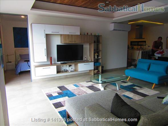 Spacious 2 or 3 BR modern apartment in central Playa del Carmen Home Rental in Playa del Carmen, Q.R., Mexico 4