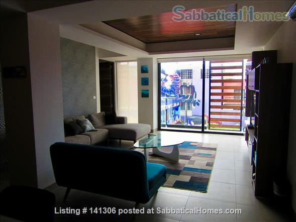 Spacious 2 or 3 BR modern apartment in central Playa del Carmen Home Rental in Playa del Carmen, Q.R., Mexico 5