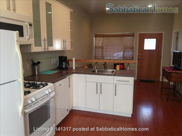 Private Spanish style Duplex Unit Mid-Santa Monica  Home Rental in Santa Monica, California, United States 2