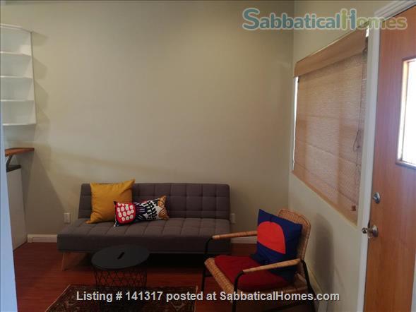 Private Spanish style Duplex Unit Mid-Santa Monica  Home Rental in Santa Monica, California, United States 3