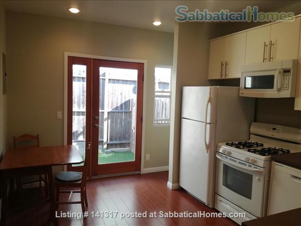 Private Spanish style Duplex Unit Mid-Santa Monica  Home Rental in Santa Monica, California, United States 4