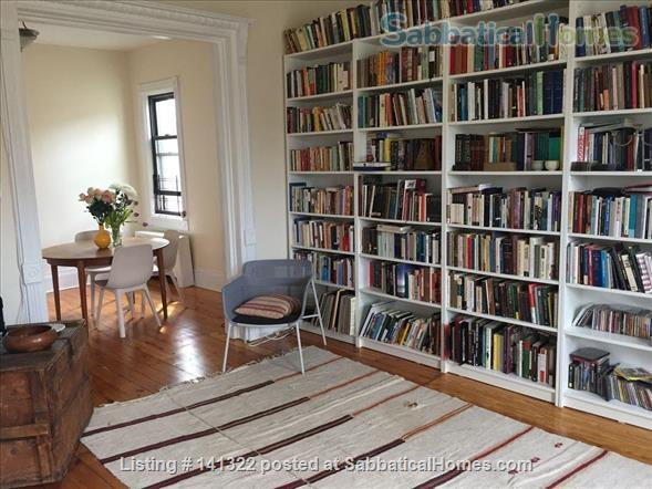 Beautiful, sunny, spacious 2.5-bedroom apartment in the center of Park Slope Home Rental in Park Slope, New York, United States 1