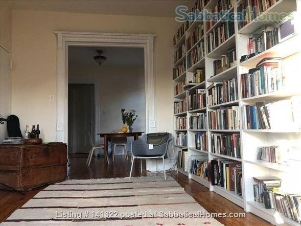 Beautiful, sunny, spacious 2.5-bedroom apartment in the center of Park Slope Home Rental in Park Slope, New York, United States 2