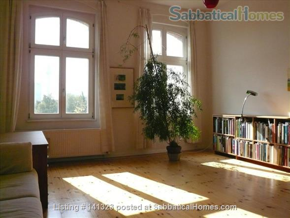 Berlin - sunny flat with great view Home Rental in Berlin, Berlin, Germany 0