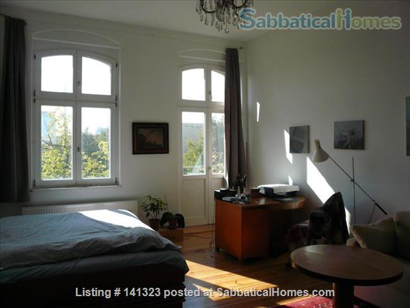 Berlin - sunny flat with great view Home Rental in Berlin, Berlin, Germany 2