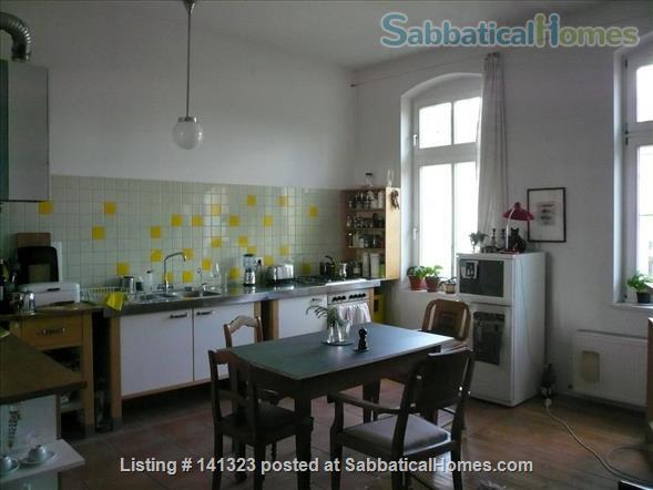 Berlin - sunny flat with great view Home Rental in Berlin, Berlin, Germany 5
