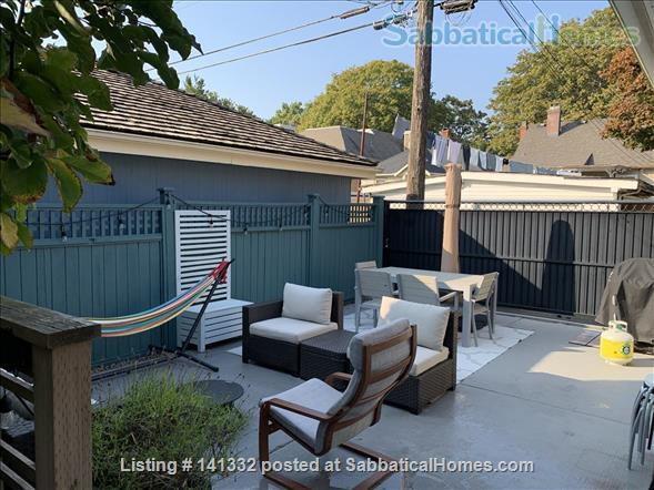 Cambie Village Character Home (CAMBIE STREET/MOUNT PLEASANT) Home Rental in Vancouver, British Columbia, Canada 0