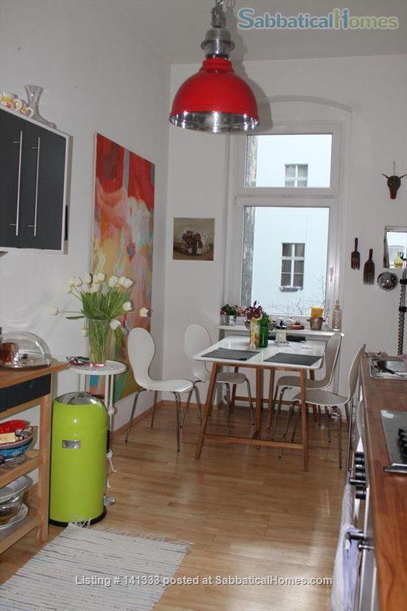 Beautiful 4 room in a  shared flat with Balcony in Berlin Schoeneberg - 140 qm Home Rental in Berlin, Berlin, Germany 0